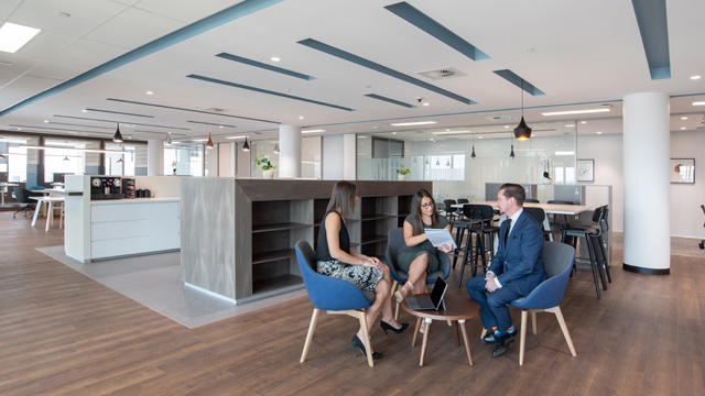workspace and coworking franchise