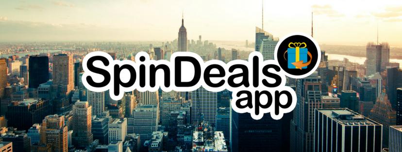 SpinDeals app